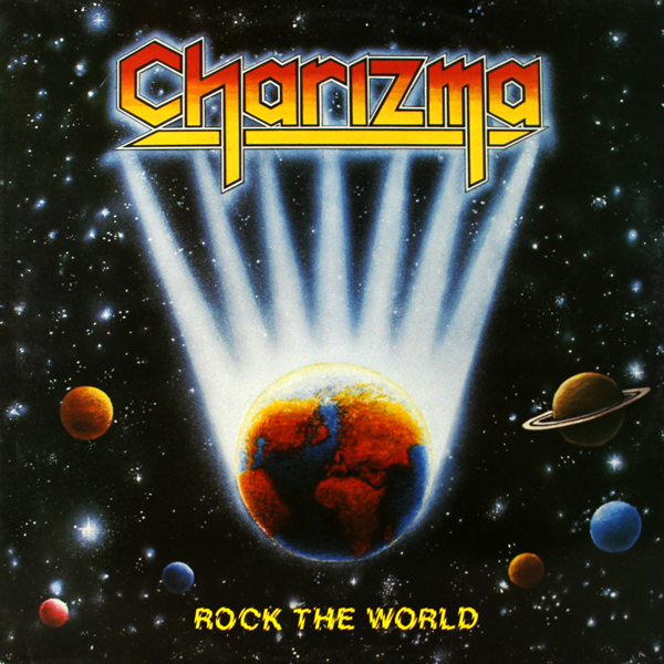 Charizma – Rock The World (USA version)