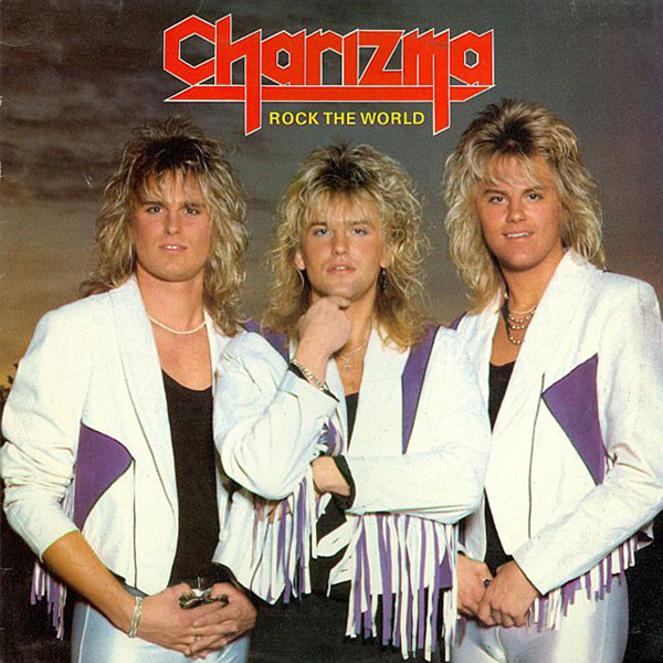 Charizma – Rock The World (Polish version)