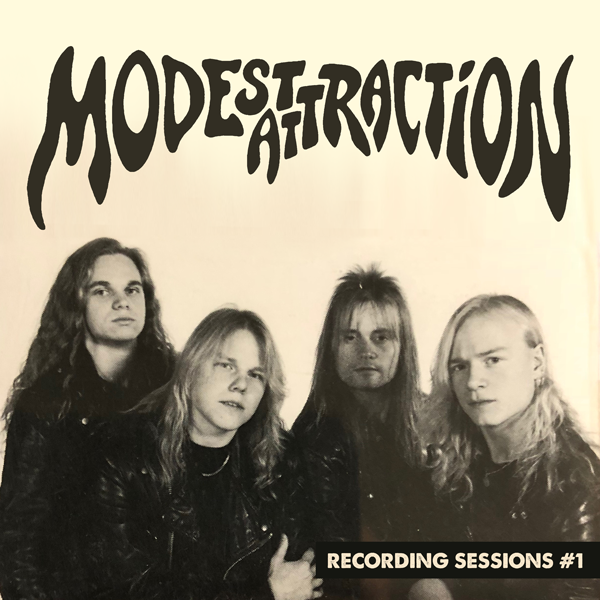 Modest Attraction – Recording Sessions #1
