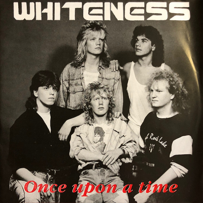 Whiteness – Once Upon A Time