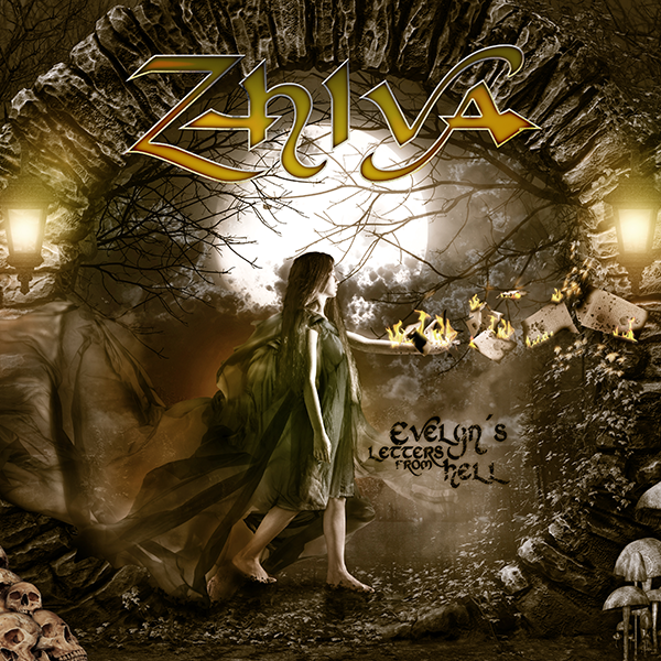 Zhiva – Evelyn's Letters from Hell