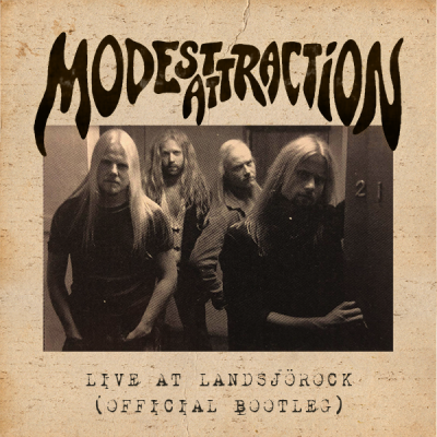 Modest Attraction – Live at Landsjörock